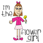 i'm the flower girl gifts