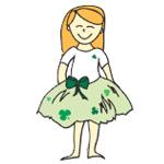 irish flower girl gifts