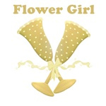 flower girl t-shirts